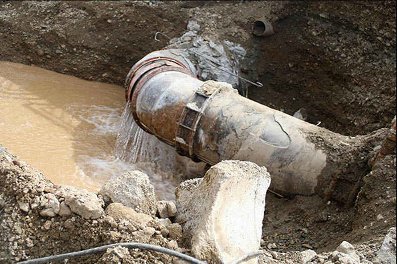 250 کیلومتر شبکه آب آشامیدنی قزوین فرسوده است