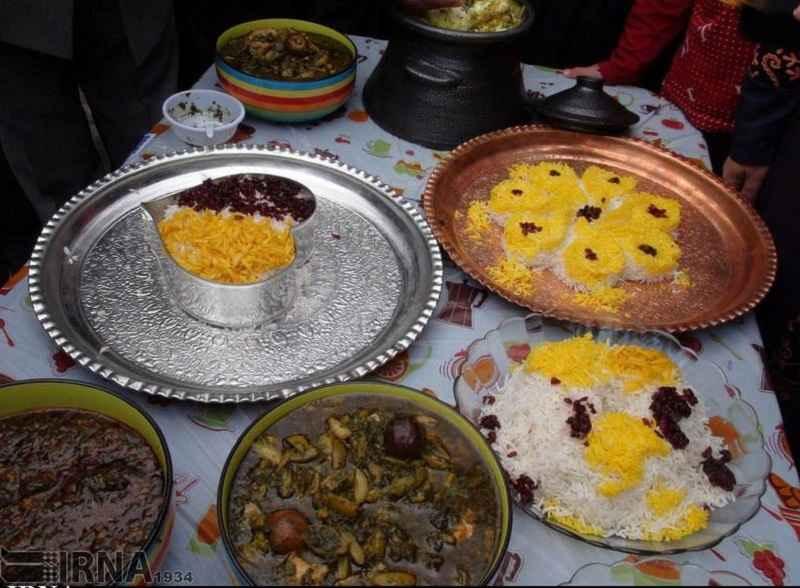 جشنواره غذا و هنر آشپزی در کرمانشاه برگزار می شود