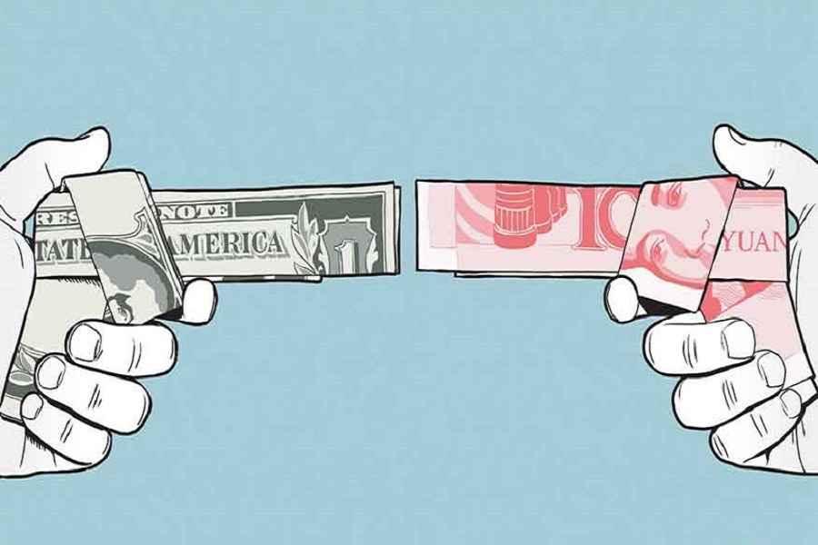 چین: آمریکا با جنگ تجاری به دنبال دشمن تراشی است