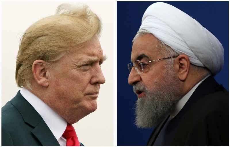 روحانی و «تهدیدهای توخالی ترامپ » سرخط رسانه های خارجی