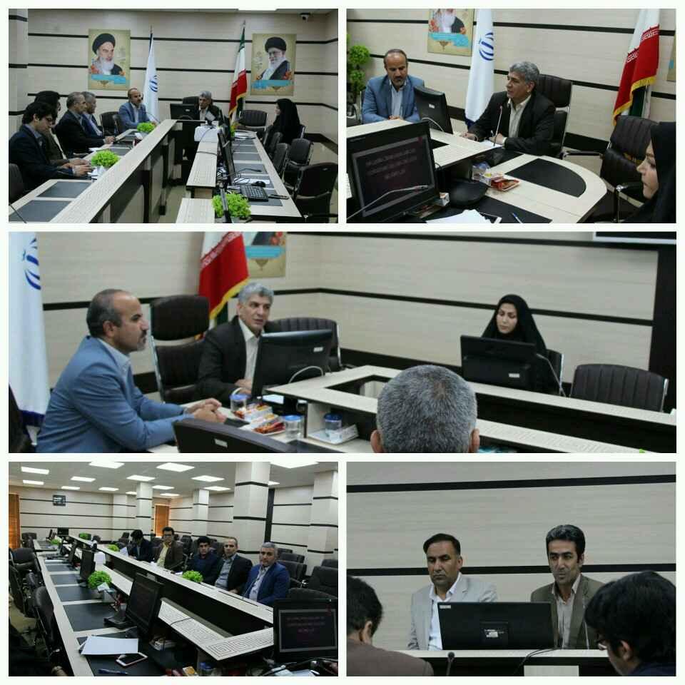 تشکیل شورای هماهنگی امور ایثارگران ادارات تابعه وزارت اقتصاد در ایلام
