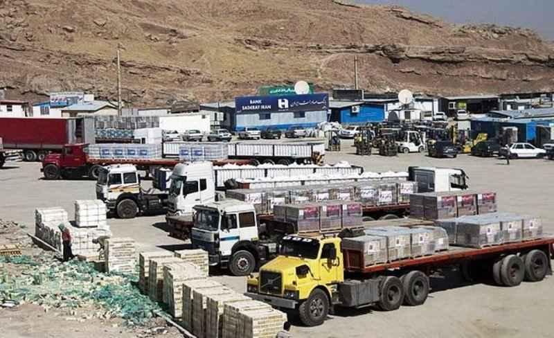 480 هزار تن کالا در جاده های ایلام جابجا شد