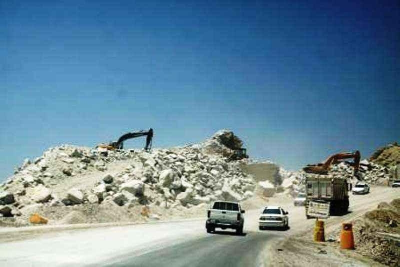 محور ایلام - مهران همچنان مسدود است