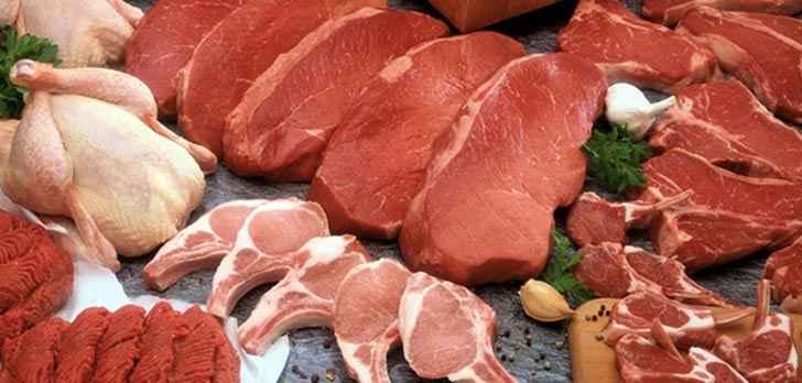 یک و نیم تن گوشت و آلایش خوراکی مرغ فاسد در شهرستان دره شهر کشف و ضبط شد