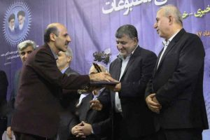 وحید حاج سعیدی خبرنگار با سابقه گلستانی و هفته نامه سراسری ندای زاگرس نیز در این جشنواره در بخش تیتر حائز رتبه سوم شد.