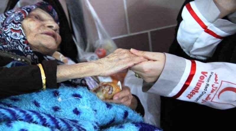 کاروان های سلامت به مناطق محروم ایلام اعزام شد