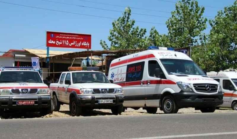 40 پایگاه پزشکی به زائران اربعین در مهران خدمت رسانی می کنند
