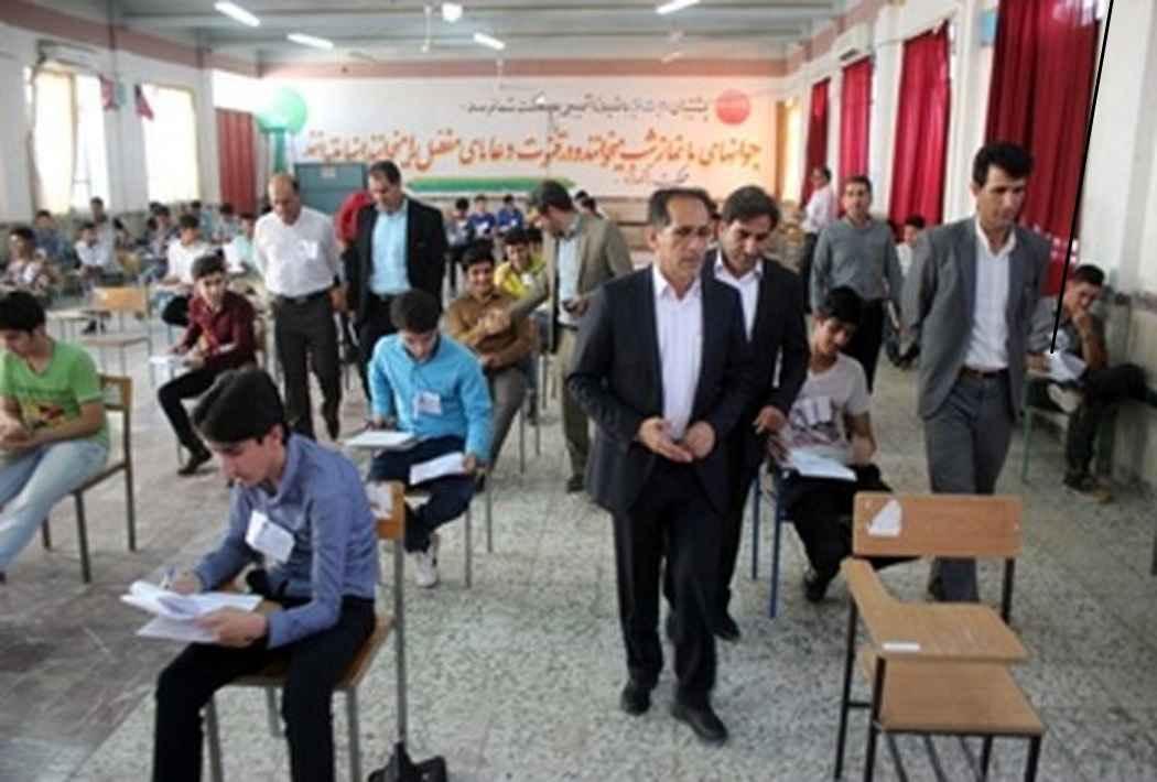 آموزش و پرورش دهلران رتبه دوم استان ایلام را کسب کرد