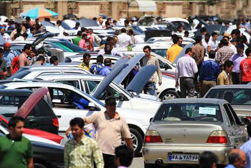 قیمتهای تخیلی در بازار خودرو/ ناظران کجایند!؟