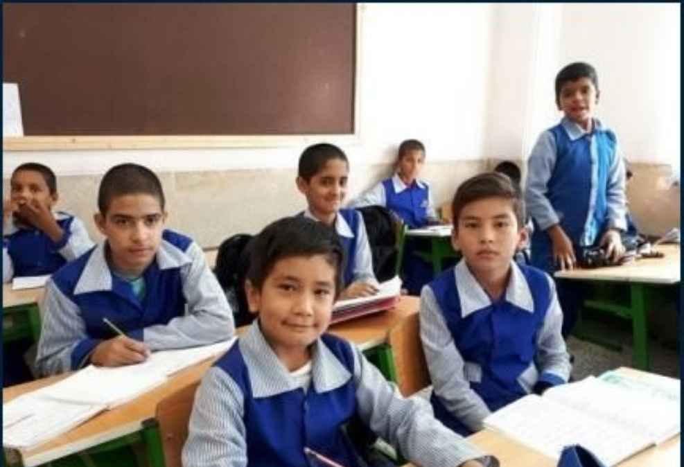 450دانش آموز تبعه خارجی مهرماه در مدارس ایلام تحصیل می کنند