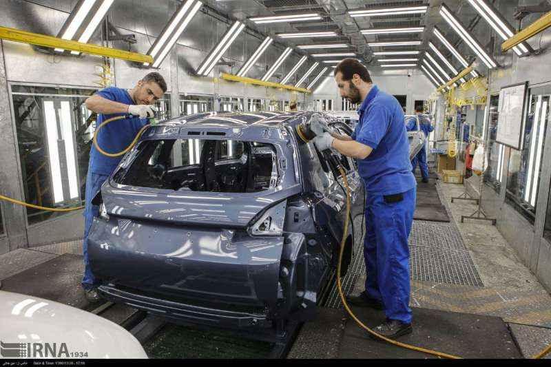 20 هزار دستگاه خودرو با تامین قطعات، روانه بازار می شود