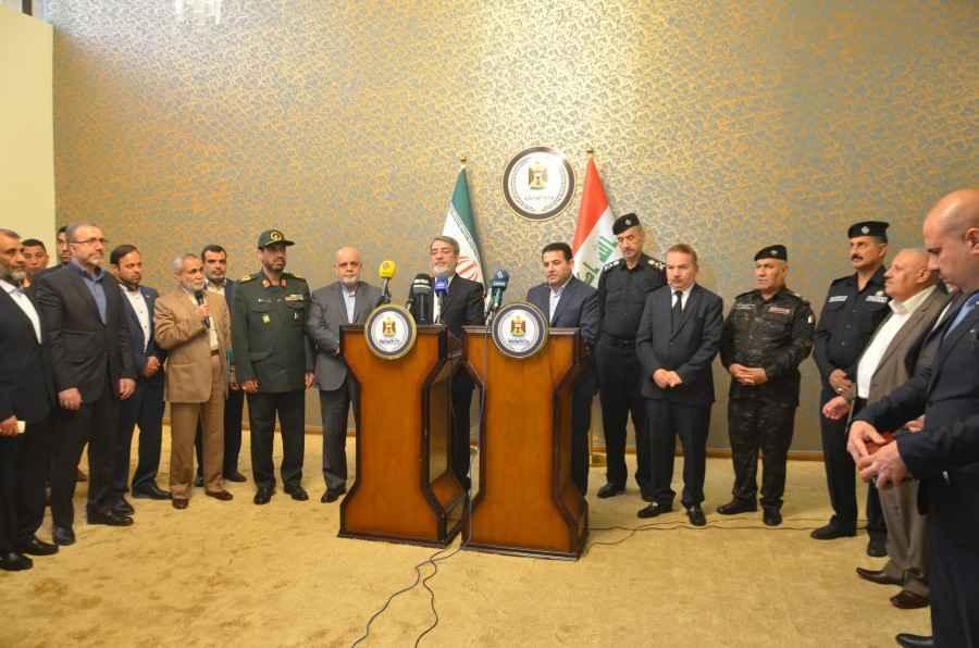 رحمانی فضلی: همکاری مرزی با عراق گسترش می یابد