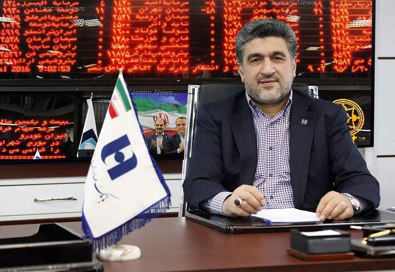 توضیحات ٩گانه مدیر عامل بانک صادرات ایران به بورس