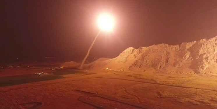 یک فرمانده بلندپایه داعش در حمله موشکی ایران کشته شد