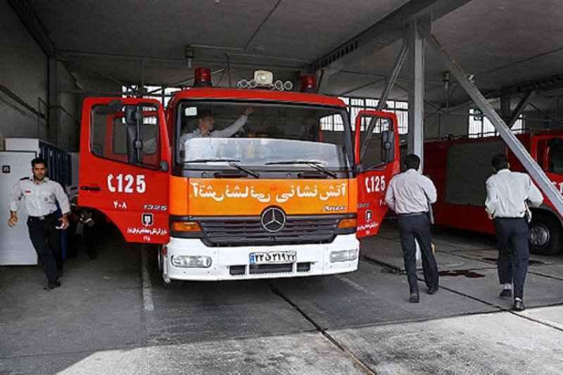 ایستگاه چهارم آتش نشانی در شهر ایلام احداث می شود