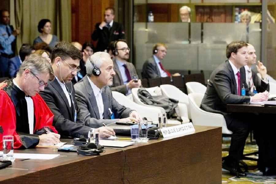 هیات ایران استدلال هایش را علیه واشنگتن بیان کرد