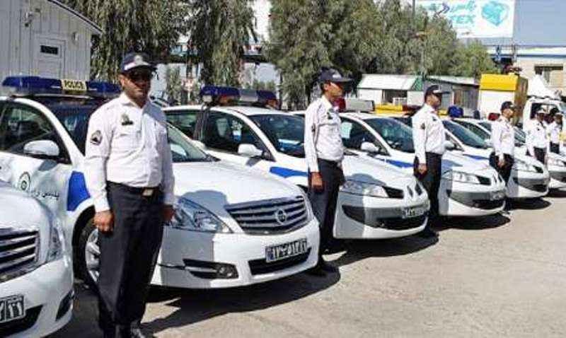 9 ایستگاه پلیس راه اربعین حسینی در ایلام مستقر می شود