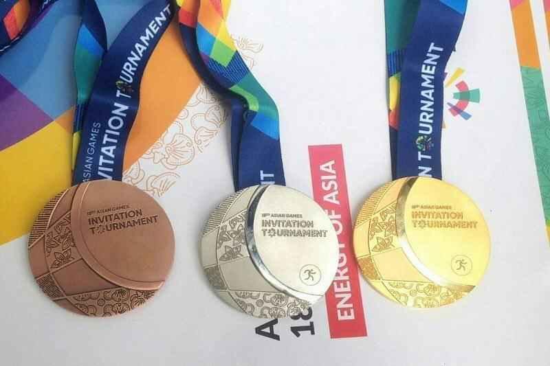 ایران همچنان در رده سوم جدول مدال ها ایستاده است