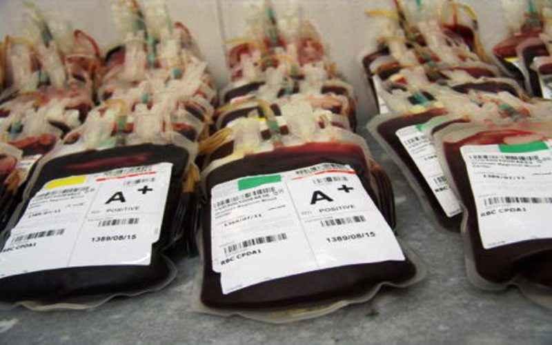 ذخایر خونی پایگاه انتقال خون ایلام جوابگوی اربعین است