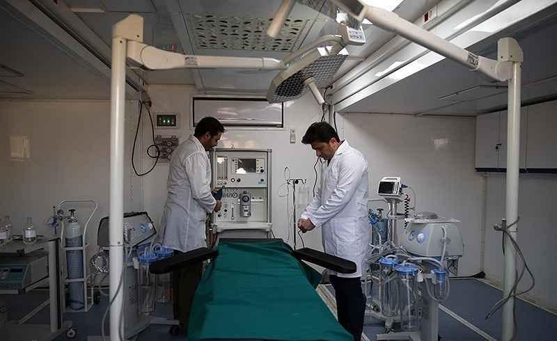 یک هزار پرسنل بهداشتی درمانی کشور در مرز مهران مستقر می شوند
