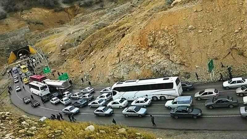 یک میلیون و 460 هزار تردد در جاده ایلام - مهران ثبت شد