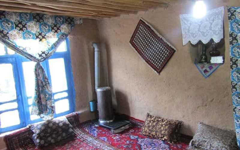 خانه بومگردی روستای چشمه بید ایلام افتتاح شد