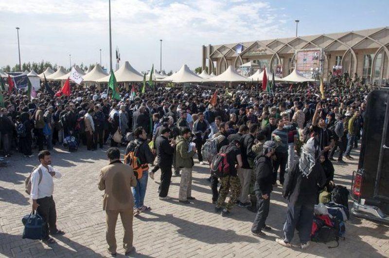 92 هزار زائر اربعین از مرز مهران تردد کردند