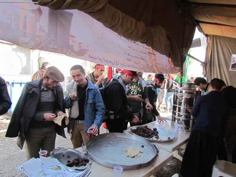 سه میلیون وعده غذای گرم بین زائران اربعین در ایلام توزیع شد