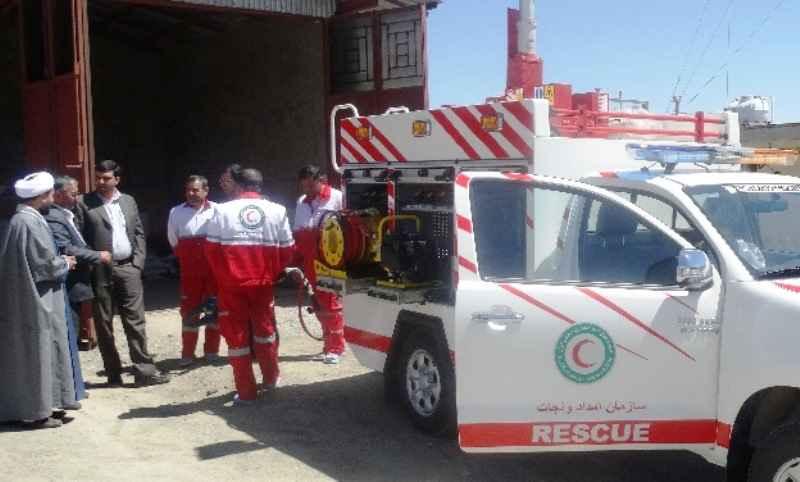 سه پایگاه موقت امداد جاده ای در ایلام راه اندازی می شود